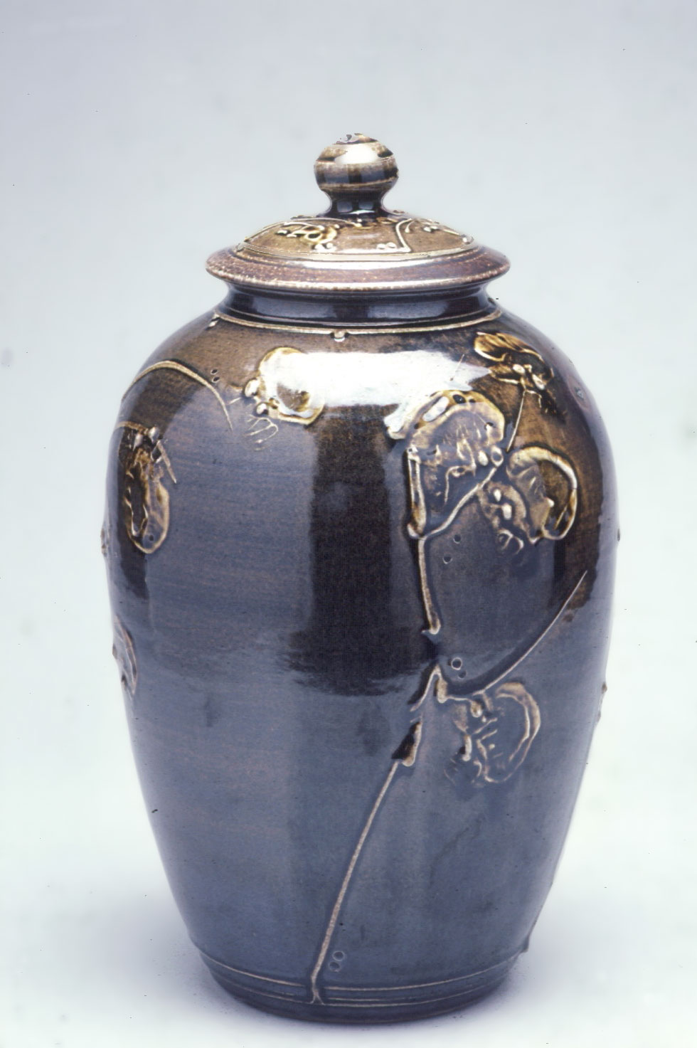 Covered Jar, 1983