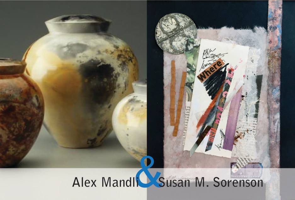 Artworks by Alex Mandli & Susan M. Sorenson
